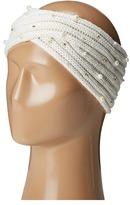Betsey Johnson Crazy For Pearl Headband