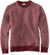 L.L. Bean Heritage Sweater, Norwegian Crewneck