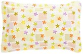 Panda Superstore Cotton Toddler Pillow Covers Baby Infant Pillow Cases Stars and Dots 39*24 CM