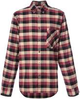 Public School checked shirt