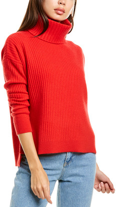 Raffi Turtleneck Cashmere Sweater