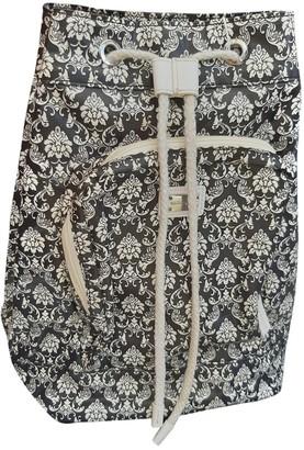 Dolce & Gabbana Multicolour Cloth Backpacks