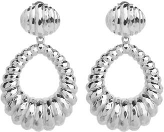 Coco & Kinney Detachable Diane Earring In Silver