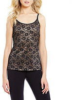 Modern Movement Floral Lace Camisole
