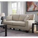 "Serta RTA Palisades Collection 73"" Sofa in Silica Sand, CR45010B"