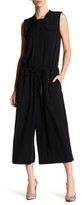 DKNY Cropped Jumpsuit