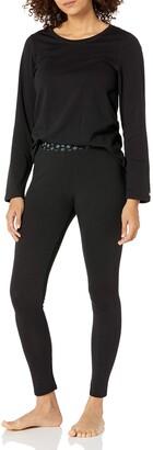 Hue Women's Pajama Legging Set Infused with CBD Oil