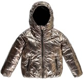 Finger In The Nose Snowdance Reversible Metallic Jacket