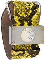 Balenciaga Montre Acier Watch