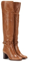 Chloé Over-the-knee Leather Boots