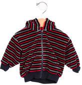 Sonia Rykiel Girls' Velvet Striped Sweatshirt