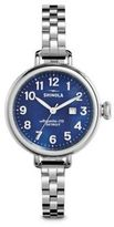 Shinola Birdy Stainless Steel Bracelet Watch