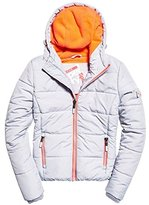 Superdry Women's G50010LPF4 Sports Jacket,(Manufacturer Size: X-Small)