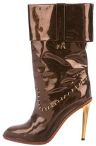 Viktor & Rolf Patent Leather Boots