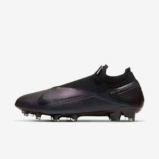 Nike Firm-Ground Soccer Cleat Phantom Vision 2 Elite Dynamic Fit FG