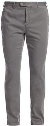 Saks Fifth Avenue Modern-Fit Soft Chino Pants