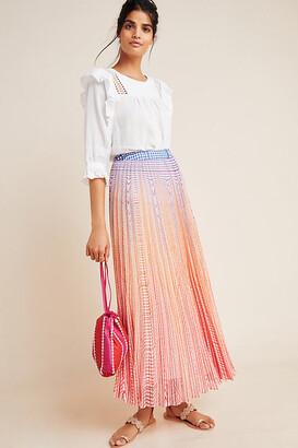 Dawn Maxi Skirt By Geisha Designs in Assorted Size 0