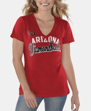 G Iii Sports G-iii Sports Women's Arizona Diamondbacks Finals T-Shirt