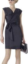 Shape Fx Black Amelia Wrap Dress