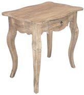 Jeffan Decorative Natural Rustic Promenade Side Table