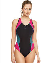 Speedo Fit Splice Muscleback Swimsuit