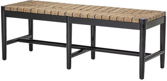 Bloomingville Luce Seagrass Bench - Natural