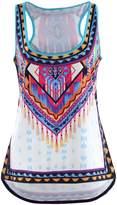 EleveseeWomen's New Summer Vest Top Sleeveless Blouse Casual Tank Tops T-Shirt XXX-Large