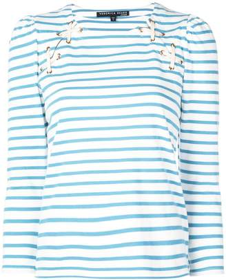 Veronica Beard striped T-shirt