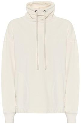 Velvet Cady cotton sweatshirt