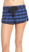 Make + Model Women's Flannel Shorts