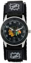 """Game Time Unisex NHL-ROB-CHI """"Rookie """" Watch - Chicago hawks"""