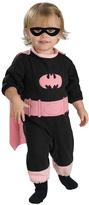 Rubie's Costume Co Black Batgirl Dress-Up Set - Infant