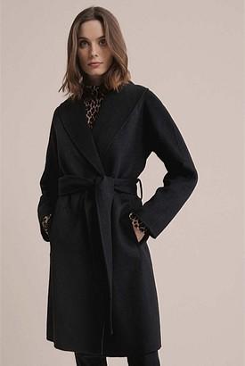 Witchery Shawl Coat