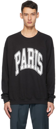 Noon Goons Black All City Paris Sweatshirt