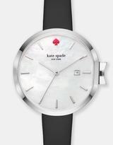 Kate Spade Park Row Black Analogue Watch