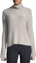 Rebecca Taylor Turtleneck Luxe Wool Pullover Sweater
