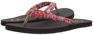 Cobian Soleil (Multi Crimson) Women's Shoes