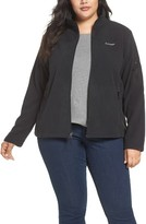 Columbia Plus Size Women's Fast Trek Ii Fleece Jacket