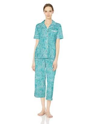 Carole Hochman Women's Capri Pajama Set