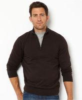 Nautica Sweater, Quarter Zip Pullover Sweater