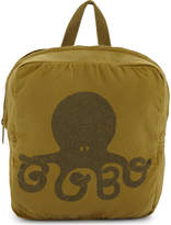 Bobo Choses Octopus Canvas Backpack