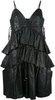 Diesel Black Gold Dolin dress - women - Sheep Skin/Shearling - 40