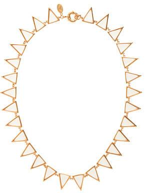 Jennifer Meyer for J.Crew Carson triangle necklace