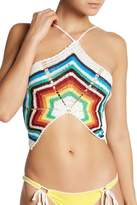 Ale By Alessandra Bonfire Star Bikini Top
