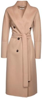 Max Mara 'S Emma Double Wool Double Breasted Coat