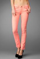 The Stilt - Neon Orange