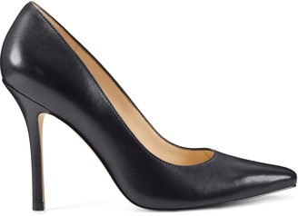 Nine West Arley Square-Toe Pumps