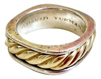 David Yurman Silver Yellow gold Jewellery