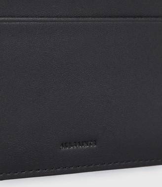AllSaints Hocker Leather 2-in-1 Key Fob