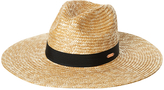 Rip Curl Chicama Straw Panama Hat Natural